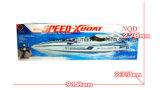 88cm de gran tamaño Longitud de 2,4 GHz 1/16 Escala impermeables Barcos RC eléctricos