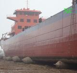 Sacco ad aria di gomma di sollevamento di Natuaral della nave di gomma gonfiabile di produzione