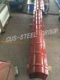 Couvercle de toit en métal de couleur Metal / Steel