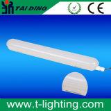 승진 주차장 점화 세륨 RoHS 605mm LED 관 IP65 LED 세 배 증거 Ml Tl2 LED 20W
