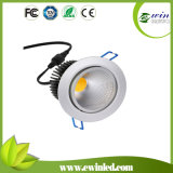 10W PANNOCCHIA LED Downlight con la garanzia 3years