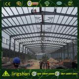 Supermercado ligero prefabricado de la estructura de acero de la ISO