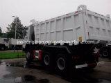 바위 바디를 가진 HOWO 336HP 16m3 광산 팁 주는 사람 트럭