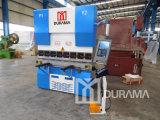 Máquina de dobra de dobramento do freio da imprensa hidráulica do CNC, máquina de dobramento