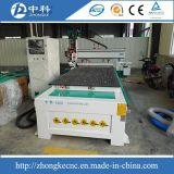 ranurador del CNC 3D con el vector del vacío para el material adsorbente