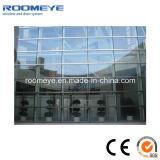 Mur rideau en verre moderne pour le mur rideau en verre en aluminium de construction