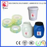 Émulsion à base d'eau acrylique/latex d'adhésif sensible à la pression pour la bande de BOPP