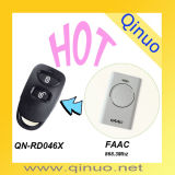 Copiar el código 868MHz teledirigido Qn-Rd046X del balanceo de Faac