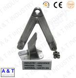 精密CNCの旋盤機械は真鍮の部分アルミニウム部品を分ける