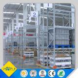 1t -3t pro Schicht-Ladeplatten-Speicher-Zahnstange
