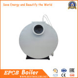 PLC制御ボックス4ton蒸気のシェルのタイプ火管ボイラー
