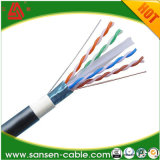 Cable de UTP/FTP/SFTP Cat5e/cable CAT6 de la red Cable/LAN