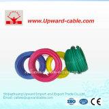 IEC 60332 빨강 구리 전선