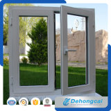 Хозяйственное практически окно UPVC/PVC пластичное двойное Tempered застекленное