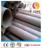 Prix usine directement soudé du tube ASTM 316 de pipe d'acier inoxydable