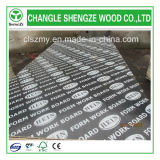 18mm avec New Style Logo Film Faced Plywood