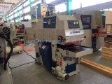 木工業機械装置のための自動二重側面の木製の厚さのプレーナー