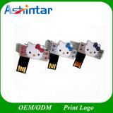 방수 플래시 메모리 보석 팔찌 USB 섬광 드라이브