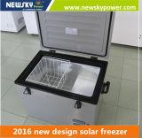 Mini frigorifero solare dell'automobile del frigorifero 12V del dispositivo di raffreddamento portatile dell'automobile