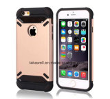 iPhone 6 Cell 또는 Mobile Phone Cover Case를 위한 Slim 경이로운 Hard Shockproof 무겁 의무 Armor Case