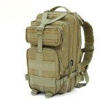 Morral táctico militar al aire libre que acampa yendo de excursión las mochilas del deporte del bolso