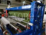 Máquina de estratificação da espuma dobro do PE da face Ybd-1750