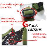 Occhiali di protezione tattici Cl8-0019 di vetro di stile d'acciaio della maglia dei giochi di Painball