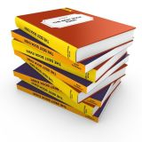 大きい本の良質プリントハードカバー本、専門の安いハードカバー本の印刷
