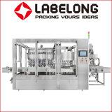 Fábrica de óleo de soja Fillingline / Máquinas de enchimento de óleo vegetal