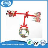 Großhandelsform-Entwurfs-Metallcharme für Weihnachtsgeschenk