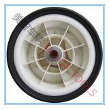 rotella del carrello del vagone del pneumatico della gomma piuma dell'unità di elaborazione 300X100