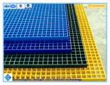 GRP Grating, Frosted Suface Grating, 38X38mm Grid Floor