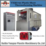 Machine de fabrication de thermoformage / tasse en plastique (YXQT)