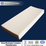 Telha cerâmica da alumina como o desgaste - peças de recolocação resistentes da indústria