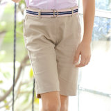 Custom Good Quality Latest Fashion School Uniform Short Pants