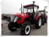Chinese Tractoren 135HP 4WD met Goedkoopste Prijslijst