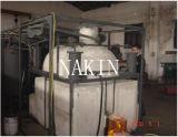 petróleo de motor 2t/D preto que recicl a máquina ao combustível Diesel novo, planta de destilação do petróleo Waste