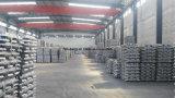 2017 lingots en aluminium 99.9% de vente chaude d'usine chinoise avec de bonne qualité