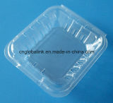 Contenitore impaccante impaccante della frutta della bolla delle coperture superiori del contenitore di mirtillo di plastica 125 grammi