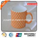 tasse en céramique de vente chaude de l'os 12oz neuf