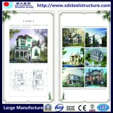 Light Steel Structure Villa-Prefabricated House-Prefab Villa