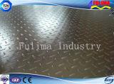 Placa Checkered inoxidável/do alumínio/carbono aço para o reboque/caixa de ferramentas/assoalho (CP-001)