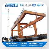 Rmg 10ton 16ton 20 / 10ton 32 / 10ton 36 / 16ton 50 / 10ton Rail Mounted Container grúa pórtico