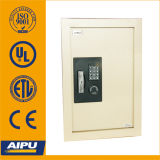 Coffre-fort extensible électronique de mur de profondeur (EXWS2113E)