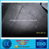 Largeur du tissu 4.5m de géotextile tissée par pp de la frontière de sécurité 75g de vase