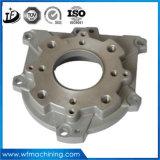 肉処理CNCの機械化の磨くステンレス鋼及び黄銅のための水圧シリンダヘッド部品を機械で造るCNC