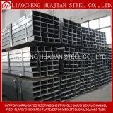 50X50mm Kohlenstoffstahl-Quadrat-Gefäß für Baumaterial
