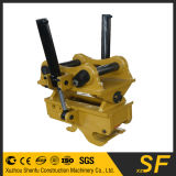 Coupleur rapide mécanique d'excavatrice, coupleur rapide hydraulique