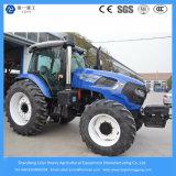 6 실린더 디젤 엔진을%s 가진 155HP 4WD 농장 바퀴 또는 소형 경작하거나 정원 또는 농업 조밀한 트랙터