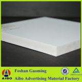 Le meilleur panneau de mousse de PVC du blanc 12mm de vente pour la porte avec une densité
